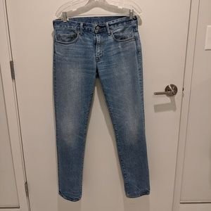Mens JCrew Slim-fit Jeans